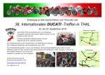 Ducati-Treffen in Thal