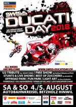 Swiss Ducati Day 2018